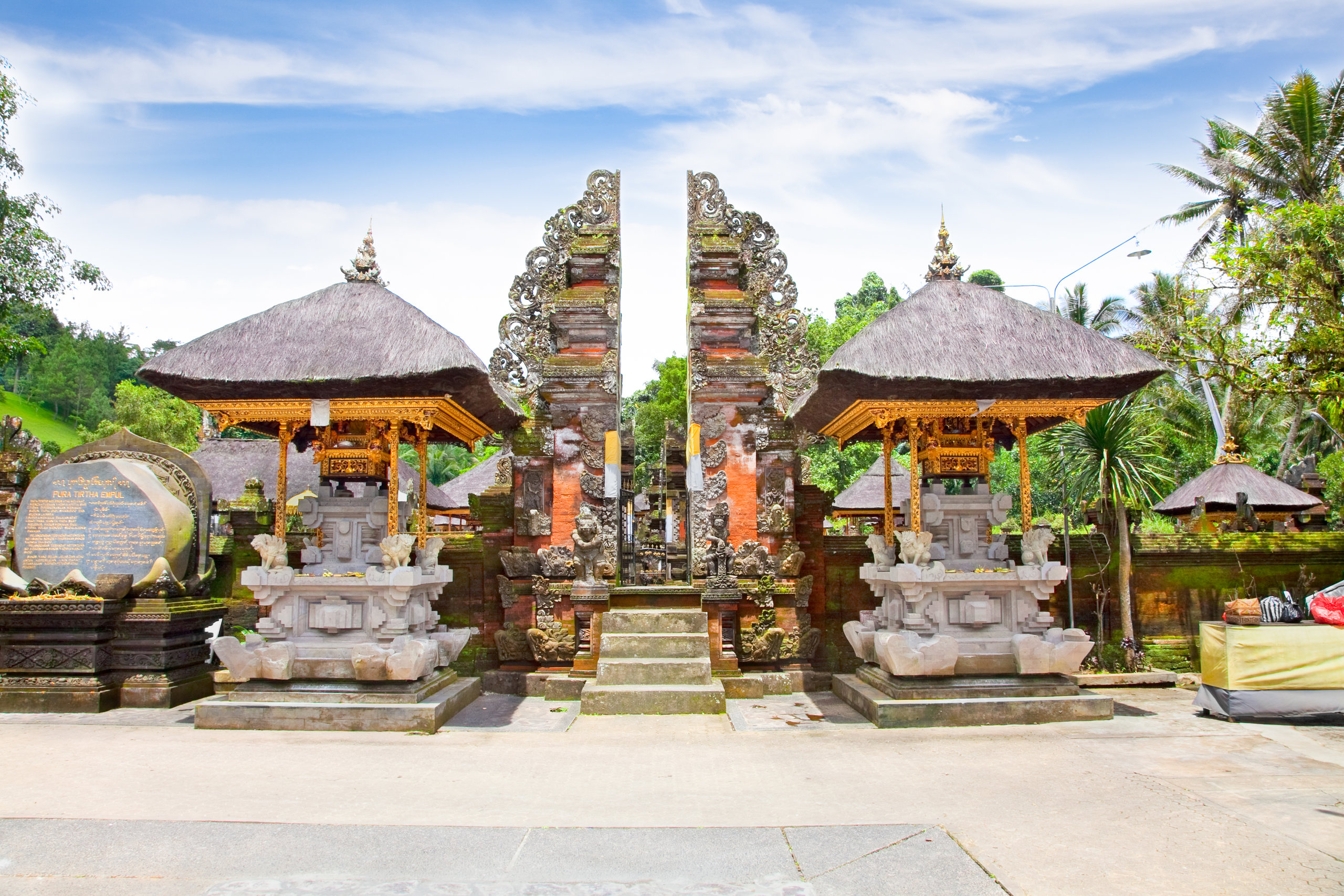 java und bali ─ indonesische inseträume rundreise buchen