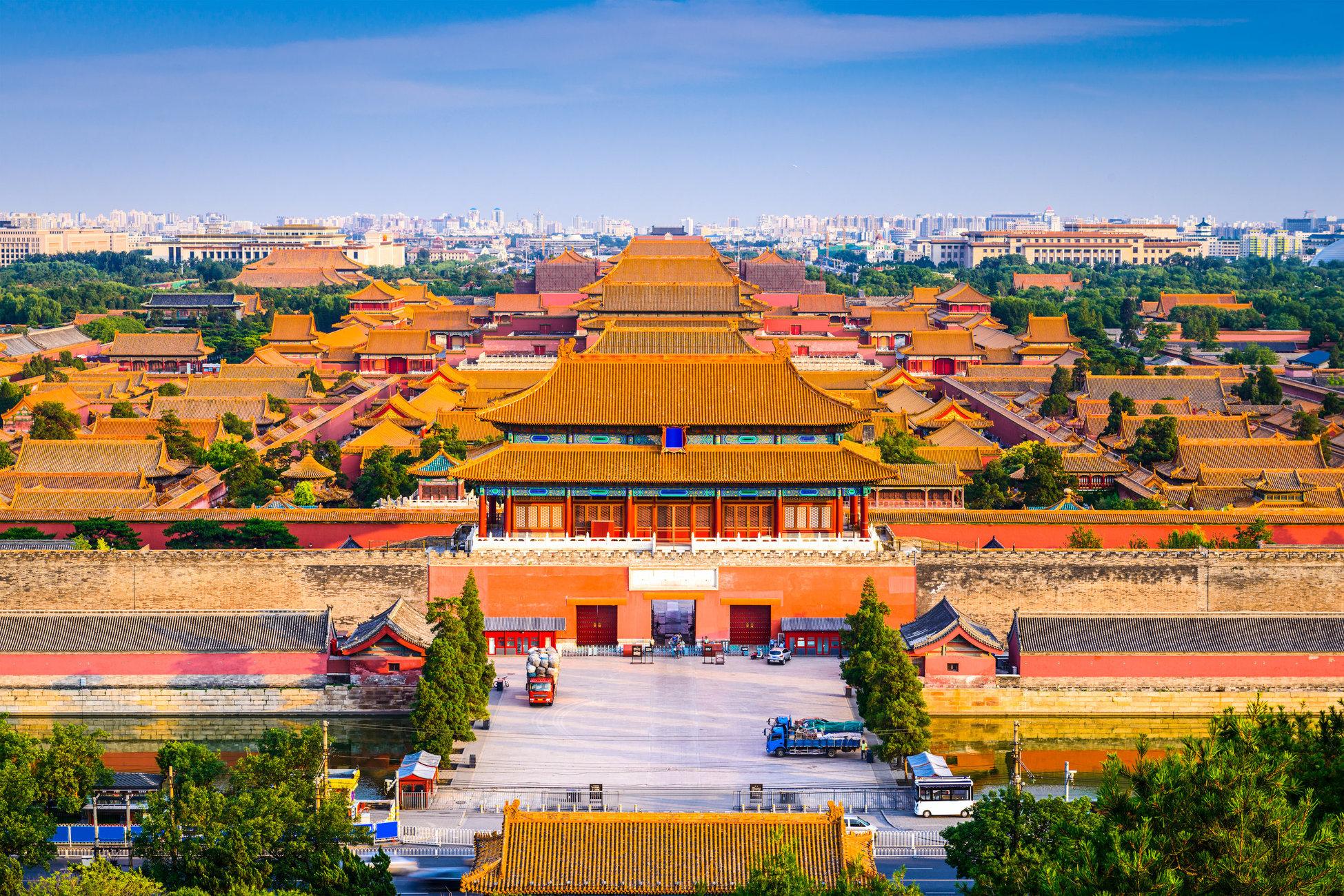 China zum kennenlernen fti
